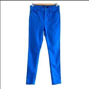 Lauren Ralph Lauren Skinny High Waisted Jeans